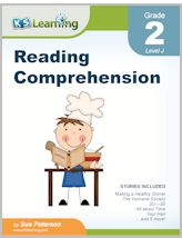 Free printable second grade reading comprehension worksheets | K5 Learning