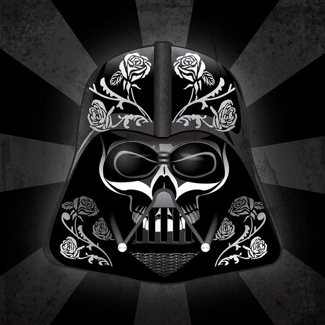 mexican Darth Vader - Star Wars