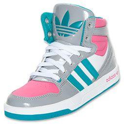 girls adidas basketball shoes