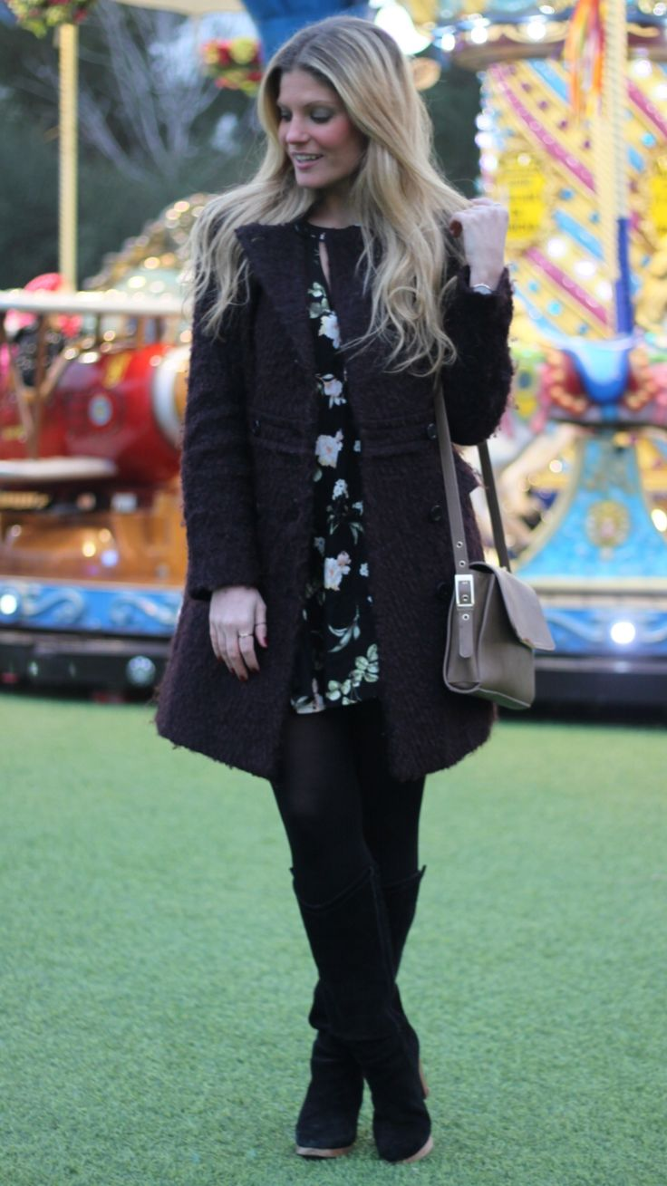 Fashion look from january 2016 featuring pink opaque tights round - Its Very Cold Outside As First Seen On Blog Preppy Pretty Here Its Very Cold Outside She Is Wearing Tights Similar Here Black Opaque Tights These