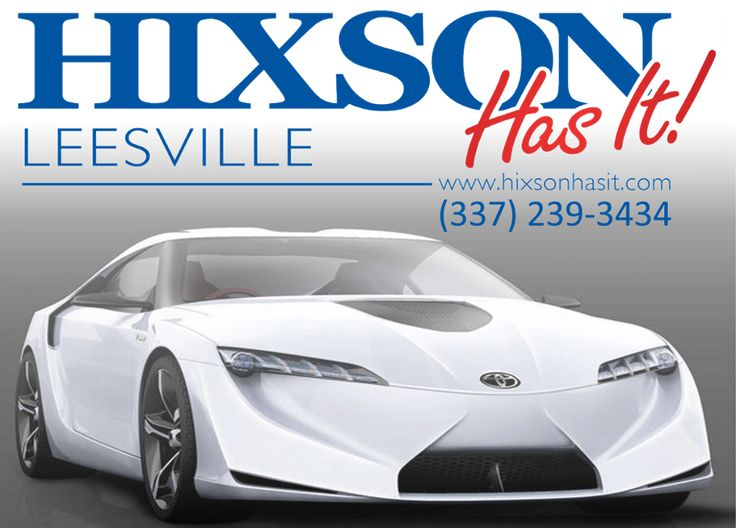 Hixson Toyota of Leesville Customer Review  My 7 year old granddaughter said Devin was awesome and I have to agree.  I have totally enjoyed dealing with Devin and the Hixon team.      Daryl, https://deliverymaxx.com/DealerReviews.aspx?DealerCode=K374&ReviewId=56472  #Review #DeliveryMAXX #HixsonToyotaofLeesville