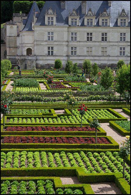 Chateau Villandry France
