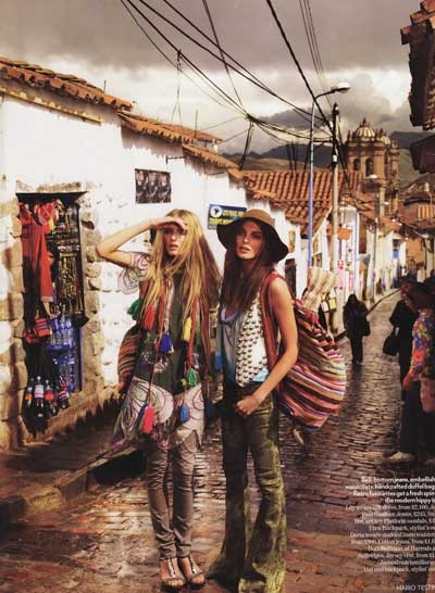 #Peru | Fashion And ALlama
