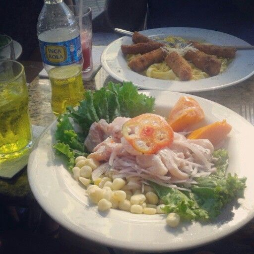 Peruvian Tipical food: Ceviche <3