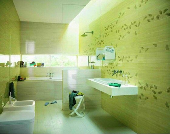 Fap Ceramiche, Ceramic Wall Tiles, Eco Label, Floral Patterns, Bathroom  Inspiration