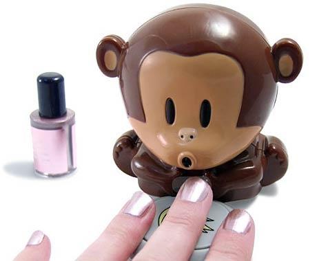 The Blow Monkey Nail Dryer
