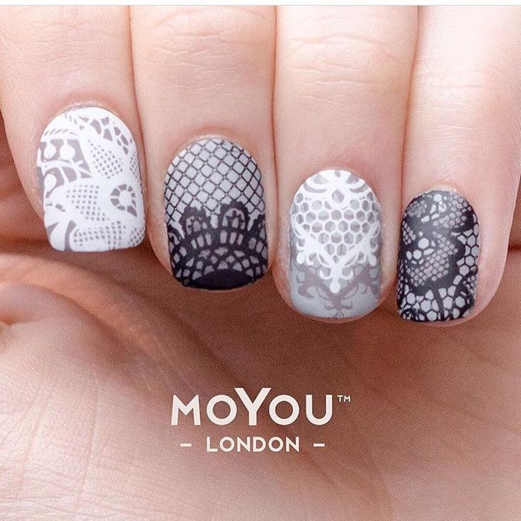 Spitze auf den Nägeln? Dank MoYou London so einfach   Stempel dir dein Spitze auf den Nägeln? Dank MoYou London so einfach   Stempel dir dein