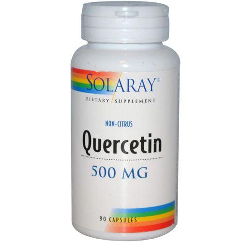 La Quercetine est un puissant antioxydants de la famille des flavonoïdes et agit particulièrement sur les fonctions histaminiques du corps.