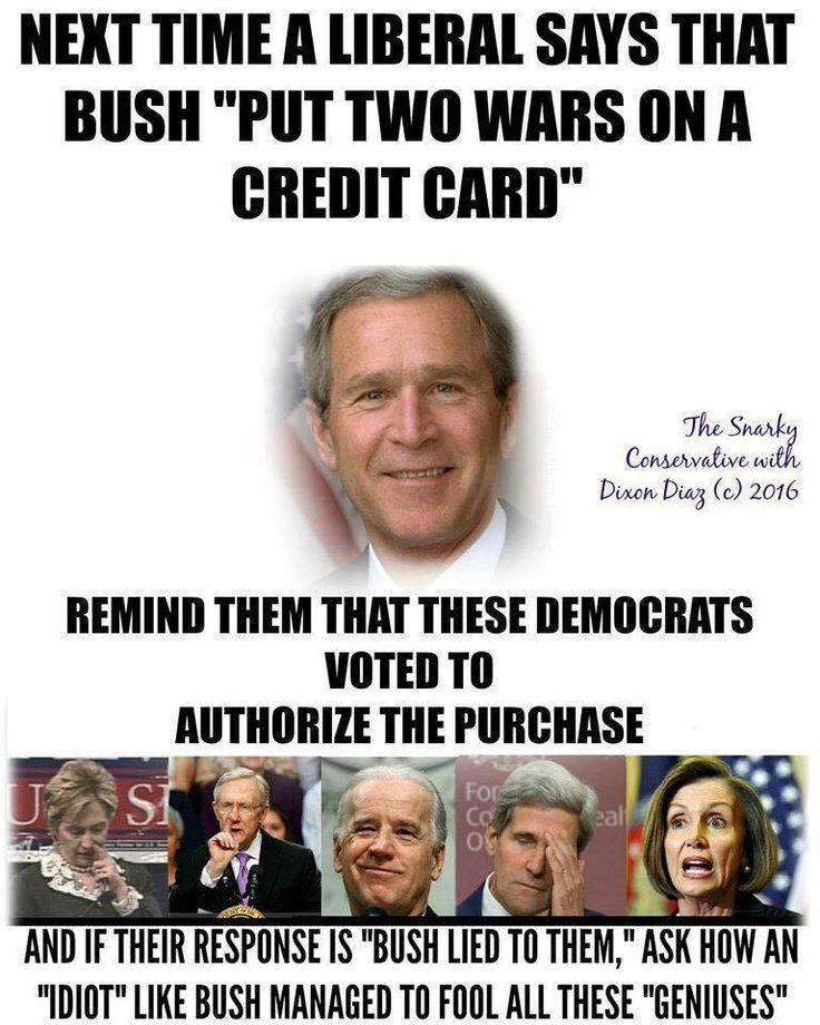 Look at those Dems: Clinton, Pelosi, Kerry, Biden, Reid... But you libs will blame it on the Republicans and blame Bush.