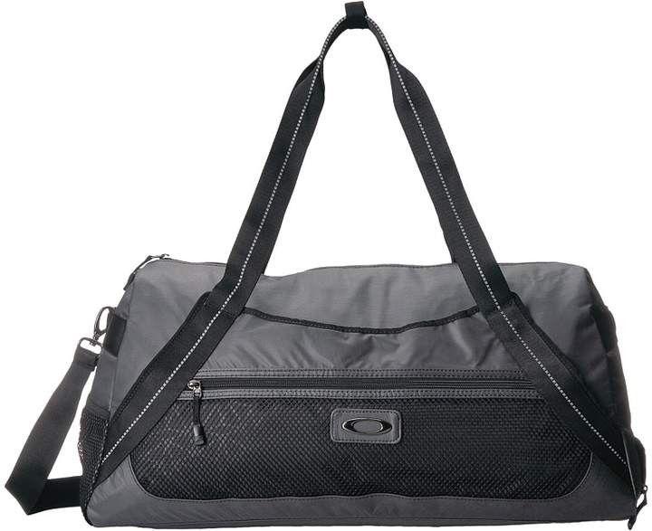 Oakley Performance Duffel Duffel Bags $64.99 | Fitness & Health. | Duffel bag, Bags, Gym bag