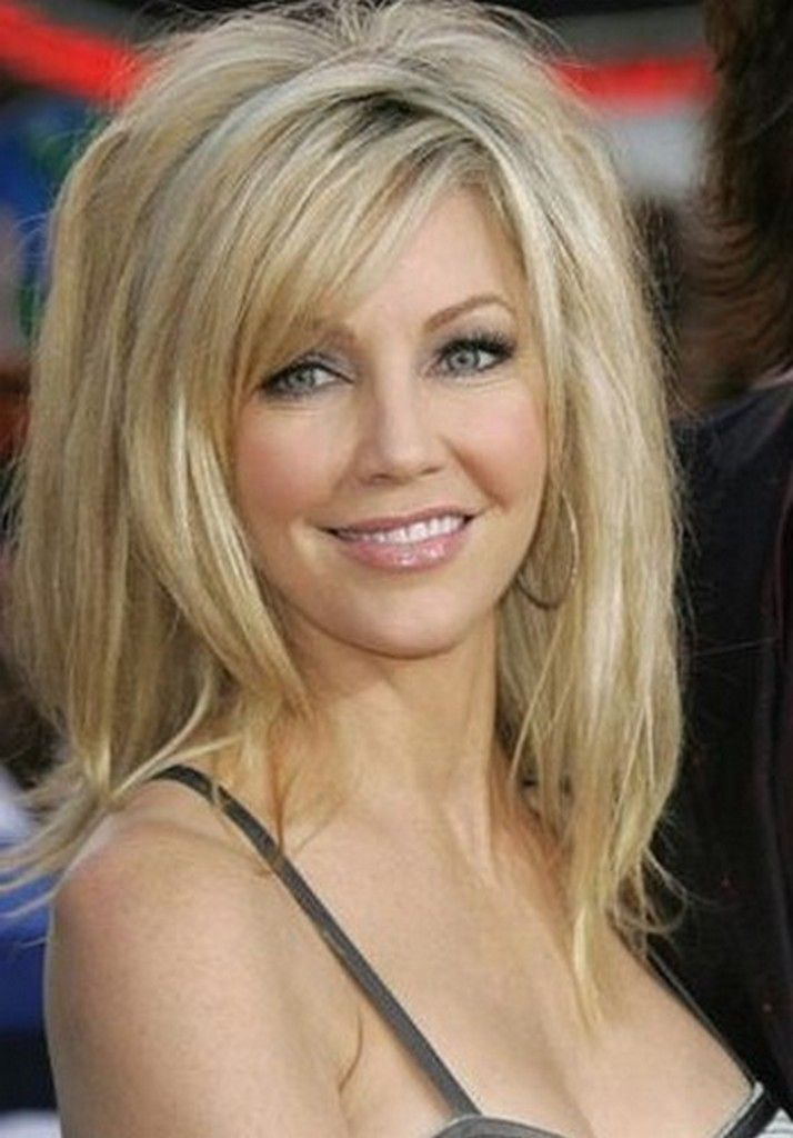 how to get heather locklear hair color