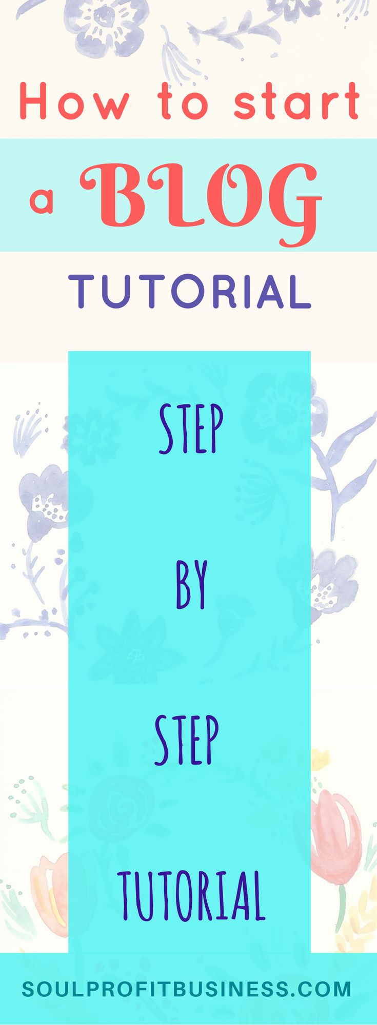 How to start a blog tutorial. Learn how to set up a blog. Easy step by step system with screen shots. #startablog #setupablog #howtostartablog #createablog