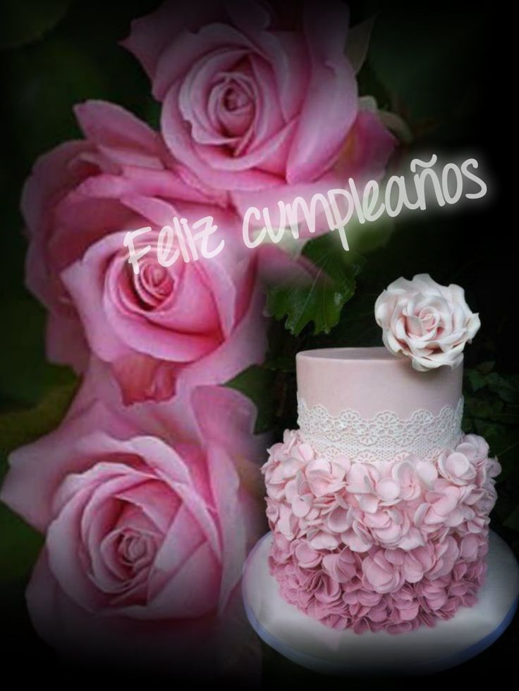 17 Best images about FELIZ CUMPLEA u00d1OS on Pinterest Birthday wishes, Happy birthday messages