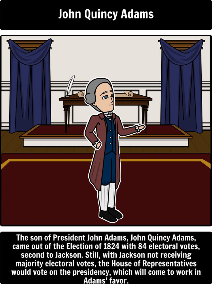 Jacksonian Democracy - A Corrupt Bargain: For this ...