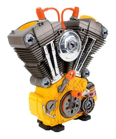 Take a look at this Engine Overhaul Workman Power Tools Set by Lanard on #zulily today!