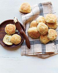 Skillet Buttermilk Biscuits Recipe