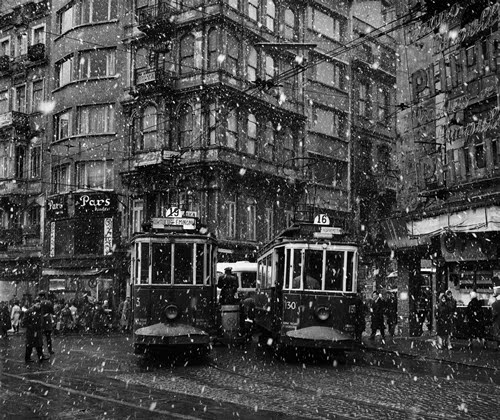 Istanbul,1950 by Ara Guler