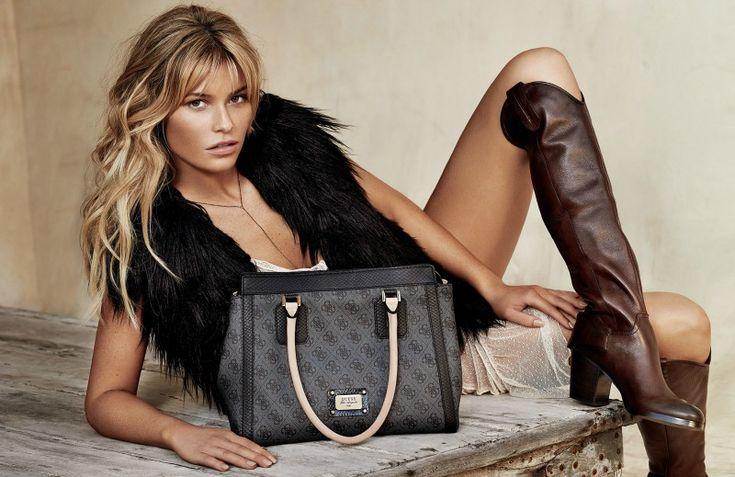 Wild, rock e chic la nuova collezione di borse Guess autunno-inverno 2014-15 è caratterizzata da modelli molto femminili e di carattere. http://www.stilemagazine.it/nuova-linea-borse-guess-autunno-inverno-2014-15/
