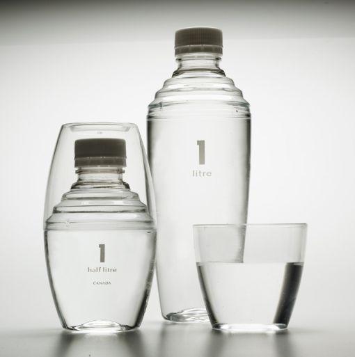 L'eau réinventée par des packaging originaux | http://blog.shanegraphique.com/packaging-eau/