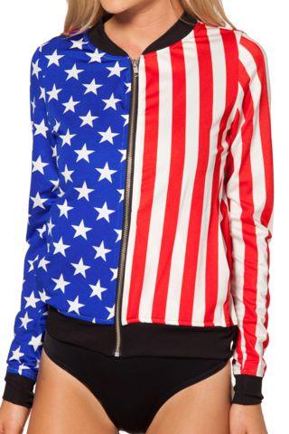 Amerika Bomber Jacket.