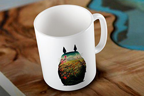 Colorful My Neighbor Totoro Two Side White Coffee Mug Mug http://www.amazon.com/dp/B018TI11SY/ref=cm_sw_r_pi_dp_dYIEwb1D03HQ6 #colorful #totoro #mug #printmug #mugs #ceramic #coolmug
