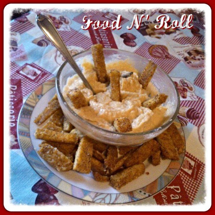 FOOD N' ROLL   ......................   il blog   ...: PUREA DI CECI...