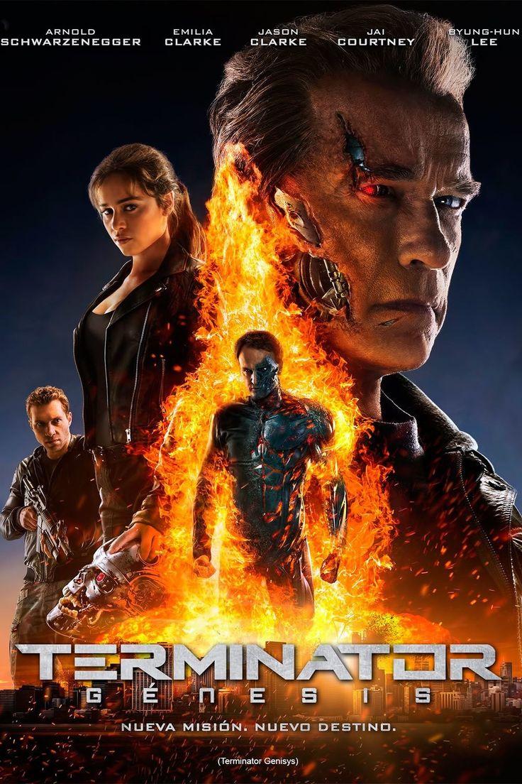 Terminator Génesis (2015) - Ver Películas Online Gratis - Ver Terminator Génesis Online Gratis #TerminatorGénesis - http://mwfo.pro/18174202