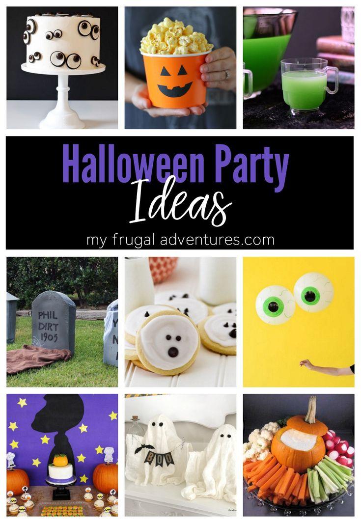 halloween party ideas - Halloween Trick Ideas