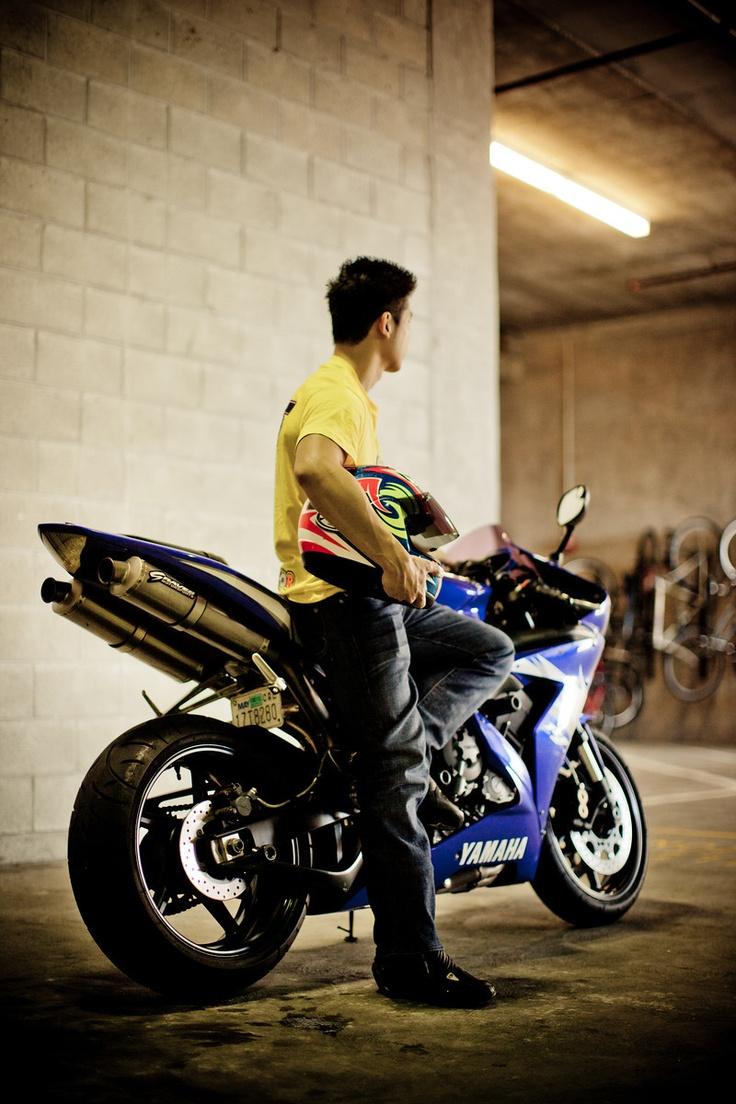 San Francisco Motorcycle Photographer Motorsport Photographer, Motorcycle  Portrait , yamaha R1 www.motoportrait.