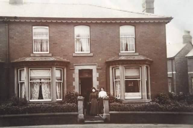Newhouse Road, Blackpool