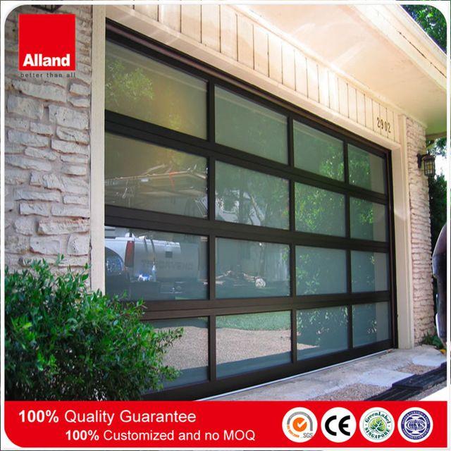Source Clear Glass Garage Door Prices With Aluminum Frame On M Alibaba Com Garage Door Design Garage Doors Glass Garage Door