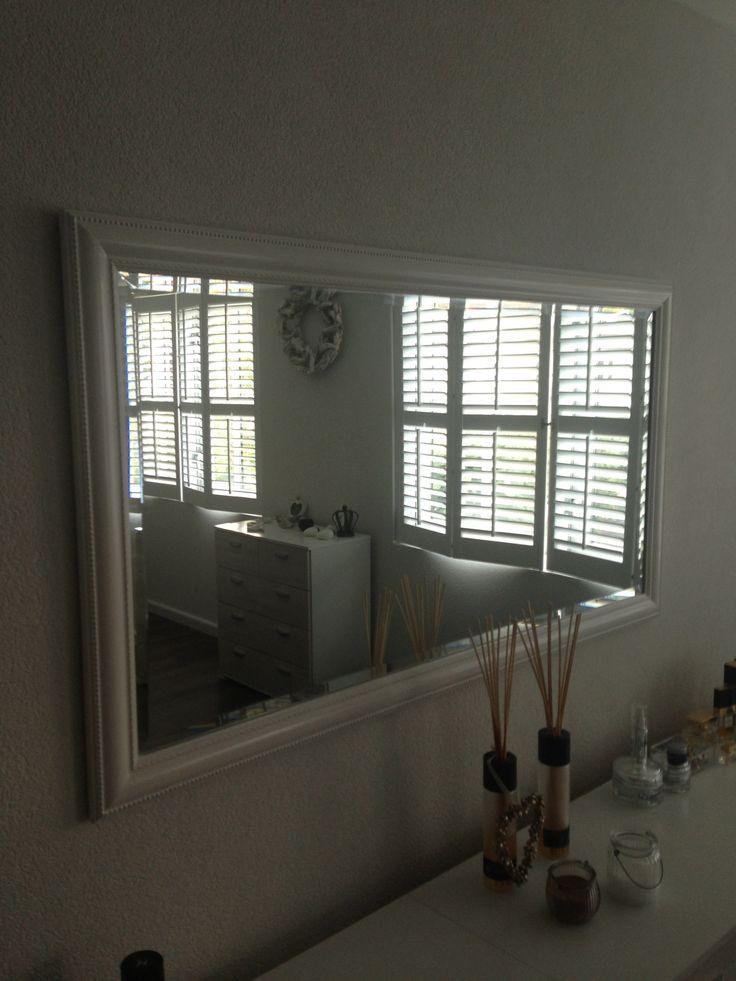 99 best grote spiegels images on pinterest for Grote zilveren spiegel
