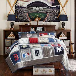 Boy Bedroom Ideas, Boy Bedrooms & Guys Room Decor | PBteen