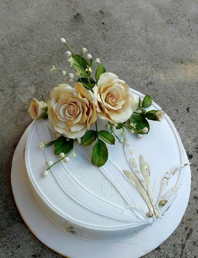 Gratulačná s mocca ružami