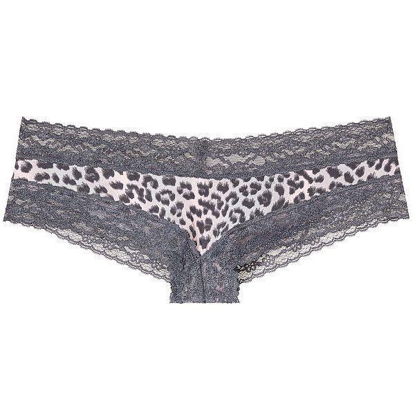 b8d5f4174f Victoria s Secret Lace-Taille Cheeky Panty (14 CAD) ❤ gefallen auf Polyvore  .