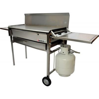 Heatlie HM700SSP Stainless Steel BBQ Package - http://www.appliancesalesdirect.com.au/shop-by/bbq/heatlie-hm700ssp-stainless-steel-bbq-package