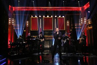 """NBC's """"The Tonight Show Starring Jimmy Fallon"""" with guests Bradley Cooper, Neil Diamond Photos and Images 