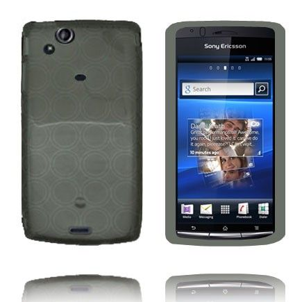 Amazon (Grå) Sony Ericsson Xperia Arc Deksel