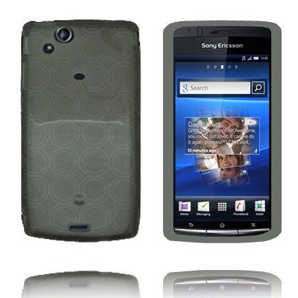 Amazon (Grå) Sony Ericsson Xperia Arc Deksel