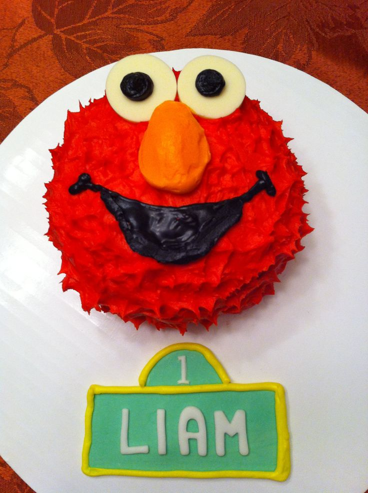The 25 best elmo smash cake ideas on pinterest elmo for Elmo template for cake
