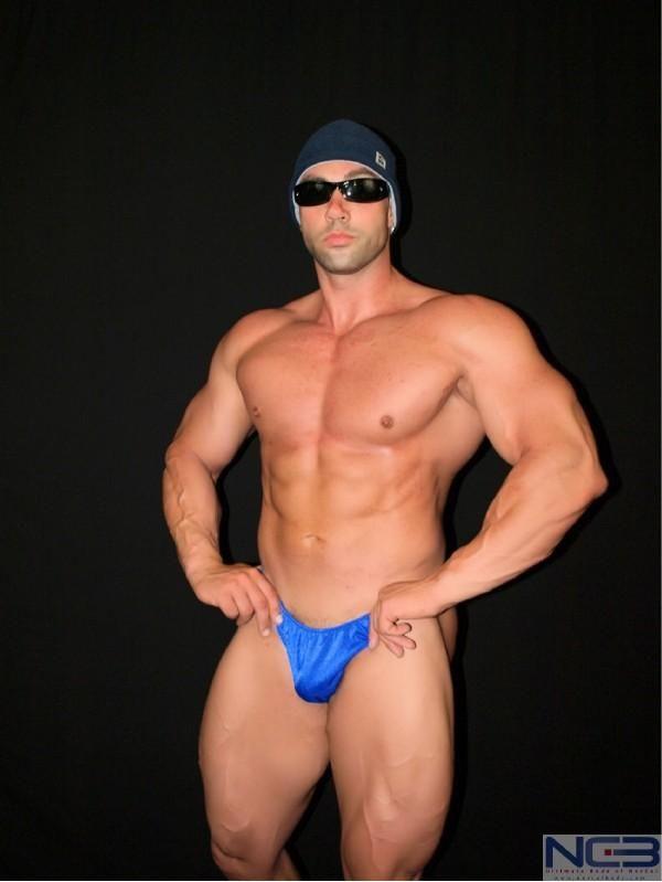 Michael Sausedo (American Bodybuilder & Model