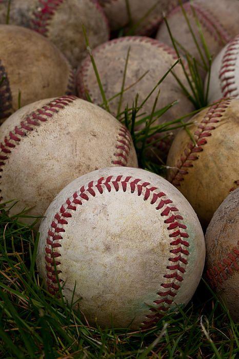 Baseball~ Photograph