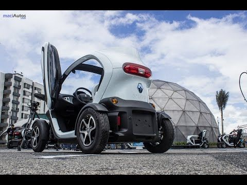 Vea el Twizy, carro 100 % eléctrico de Renault; ya se consigue en Colombia por $39.990.000 « Notas Contador