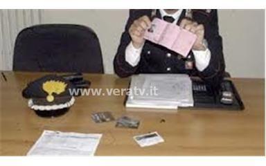 VeraTV Civitanova - Ladro d'identità denunciato dai carabinieri nel Reggiano