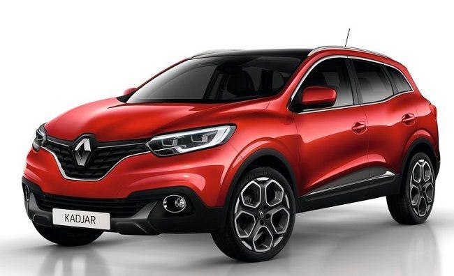 Renault Kadjar: Noleggio Lungo Termine estivo