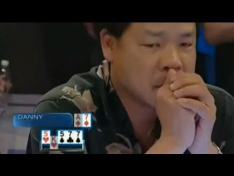 Most Epic Poker Bad Beat Ever: 0.35% ONLY Chances to Lose