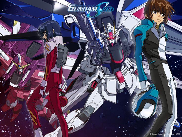 Gundam Seed ก นด มซ ด ตอนท 1 Gundam Seed ก นด มซ ด ด การ ต นออนไลน ฟร ด อน เมะออนไลน ด การ ต น ด หน งออนไลน Powe Gundam Seed Anime Anime Films