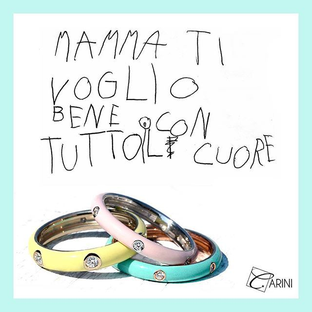 Un pensiero speciale, nel suo giorno speciale..💕👪 #mothersday  #carinigioielli #love #diamond #diamonds #mama #mommy #mothersday #ilovemymom #gift #familygoals #românce #couple #family #cute #goals #pic #picoftheday #fiance #fashion #style #moda #handcraftedjewelry #instafashion #bologna #goldsmith #jewelrygram #instajewelry #instalove #inselly