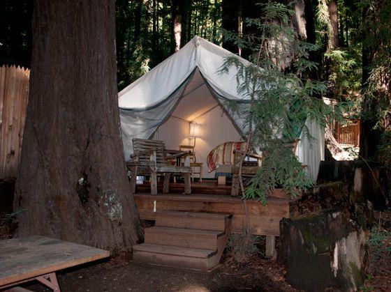 Fernwood Resort in Big Sur, CA