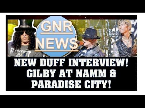 Guns N' Roses News: Kid Imitates Axl Rose on TV, New Duff Interview, Gilby Clarke at NAMM! - WATCH VIDEO HERE -> http://philippinesonline.info/entertainment/guns-n-roses-news-kid-imitates-axl-rose-on-tv-new-duff-interview-gilby-clarke-at-namm/   Kid Imitating Axl Rose on TV Sweet Child of Mine (Correction this show is in the Philippines, not the UK) Guns N' Roses in Commercials Budlight and Resident Evil Duff Mckagan Fender Bass Interview 2017 Gilby Clarke Performing K